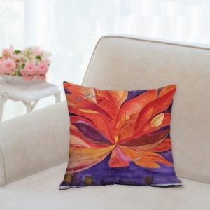Fall Agave Pillow