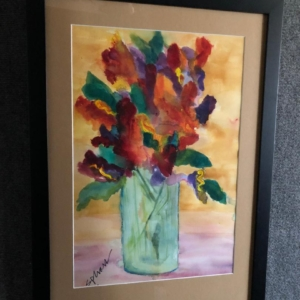 Flowers for You (SOLD)
