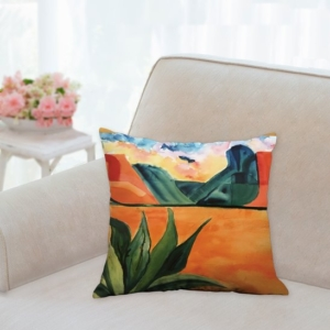 Stark Beauty Pillow