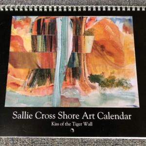 Sallie Cross 2021 Calendar